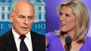 Laura Ingraham's interview with White House Chief of Staff John F. Kelly on   Fox News Channel, Monday, October 30, 2017.