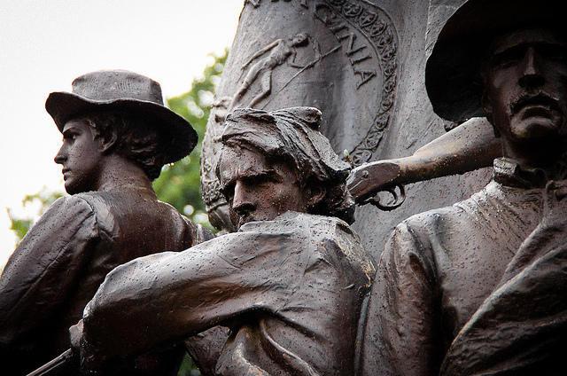 Gettysburg | Photo by Britt Reints, CC via Flickr, http://bit.ly/2zOg9Cr