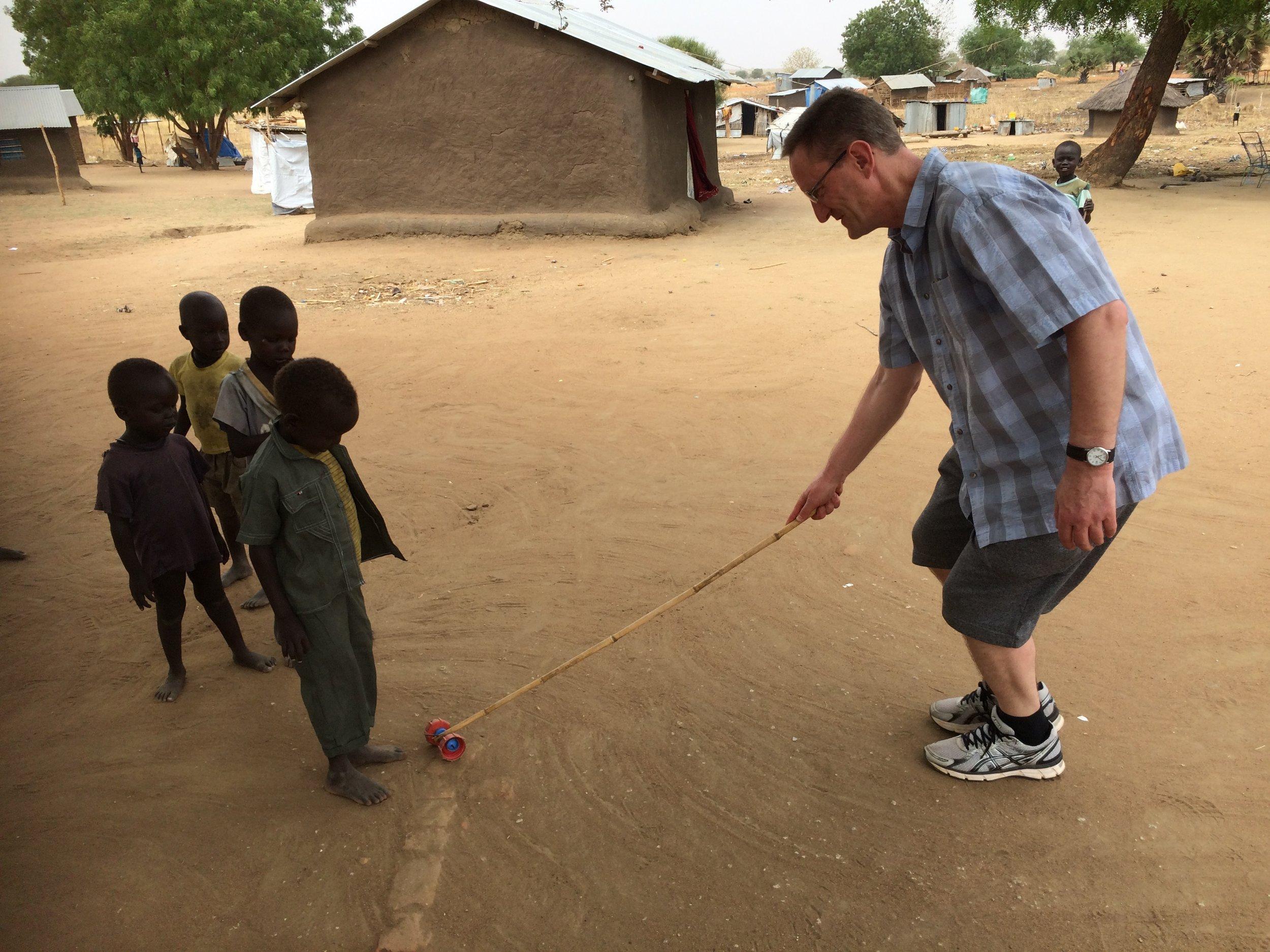Ted brockmann, Elder & local Outreach