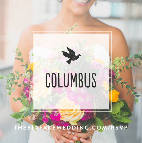 Columbus Big Fake Wedding