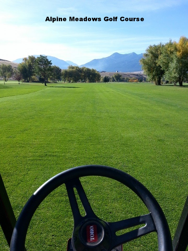 Alpine Meadows Golf Course