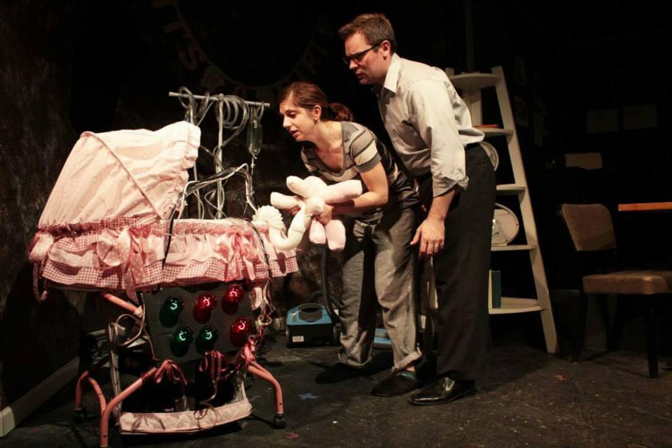 SMUDGE, Ka-Tet Theatre Co., directed by Allison Shoemaker
