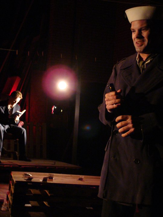 IN THE JUNGLE OF CITIES, Ka-Tet Theatre Co., directed by Max Truax