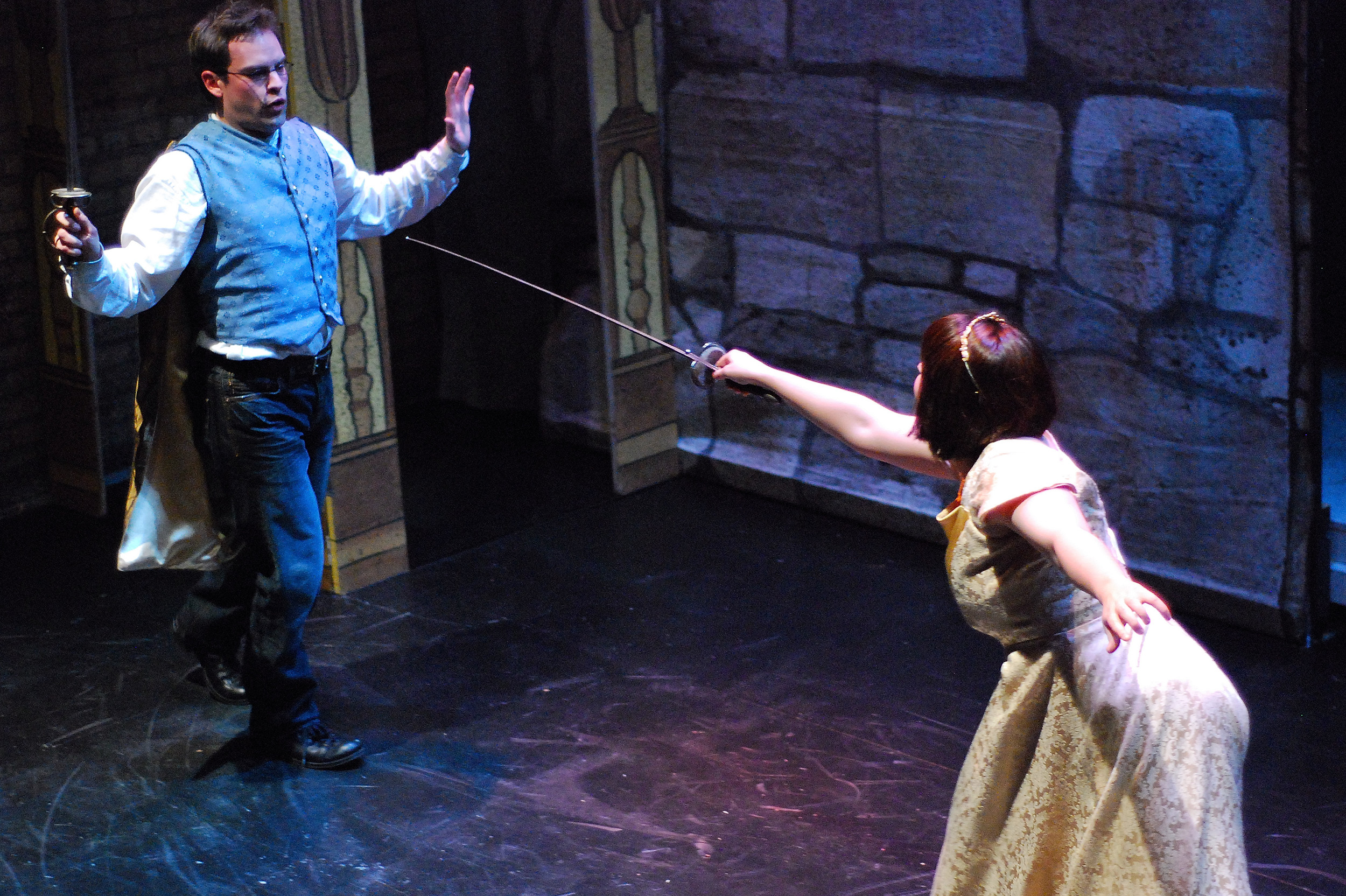 THE LAST OF THE DRAGONS, Lifeline Theatre, directed by Dorothy Milne