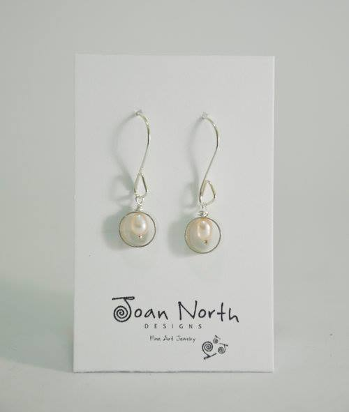 Earrings By Joan North Designs