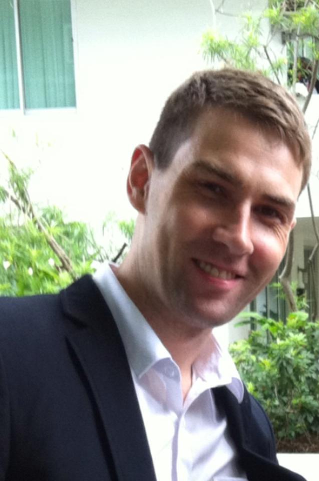 Dennis Bruns, Bodhivastu International Liaison Officer.JPG