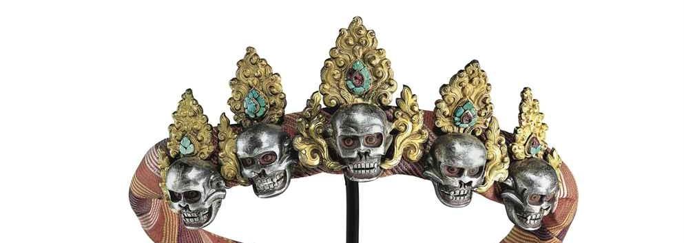 Copy of 5 Wisdom Skull Crown