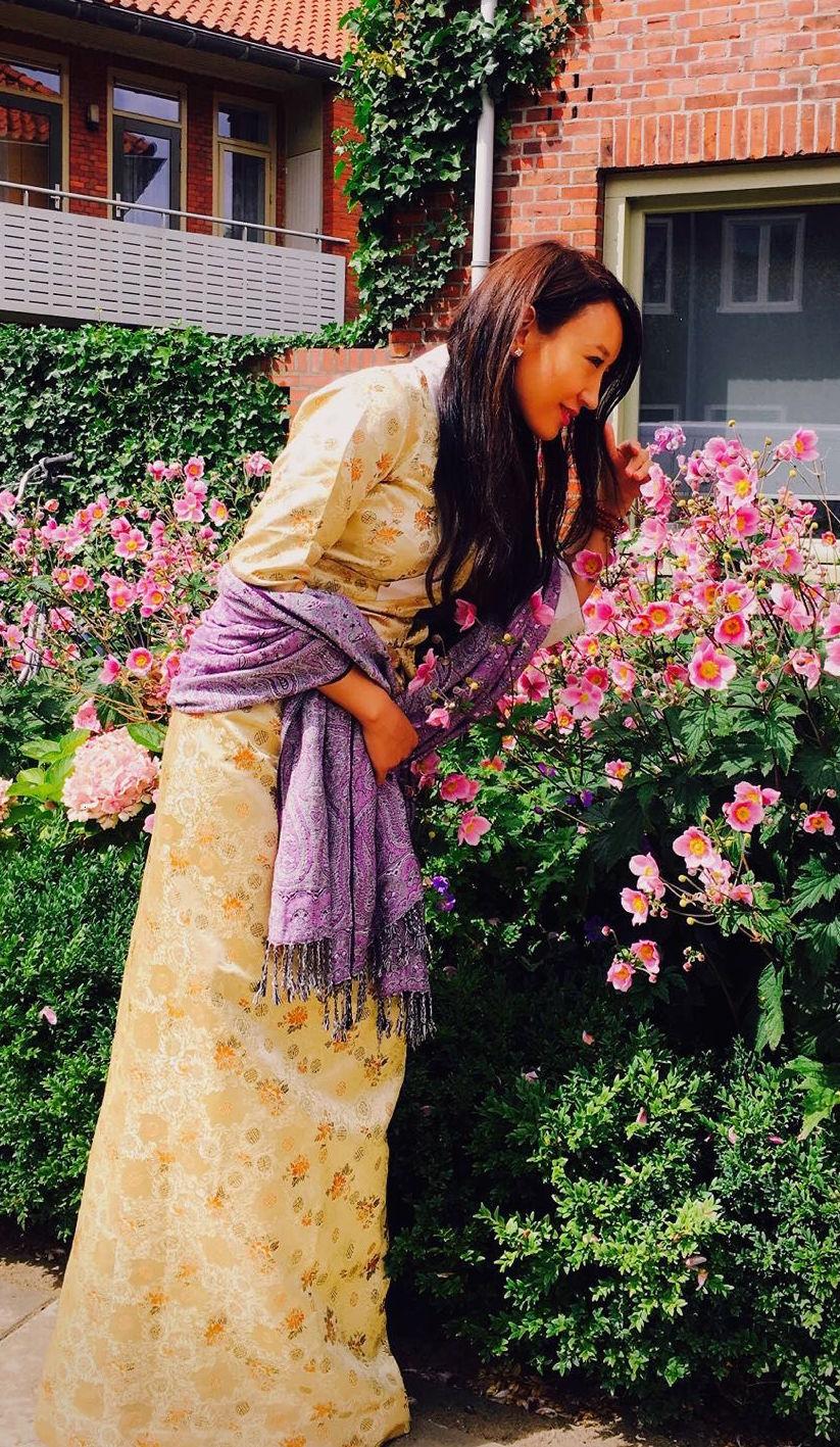 Thinlay Choetso