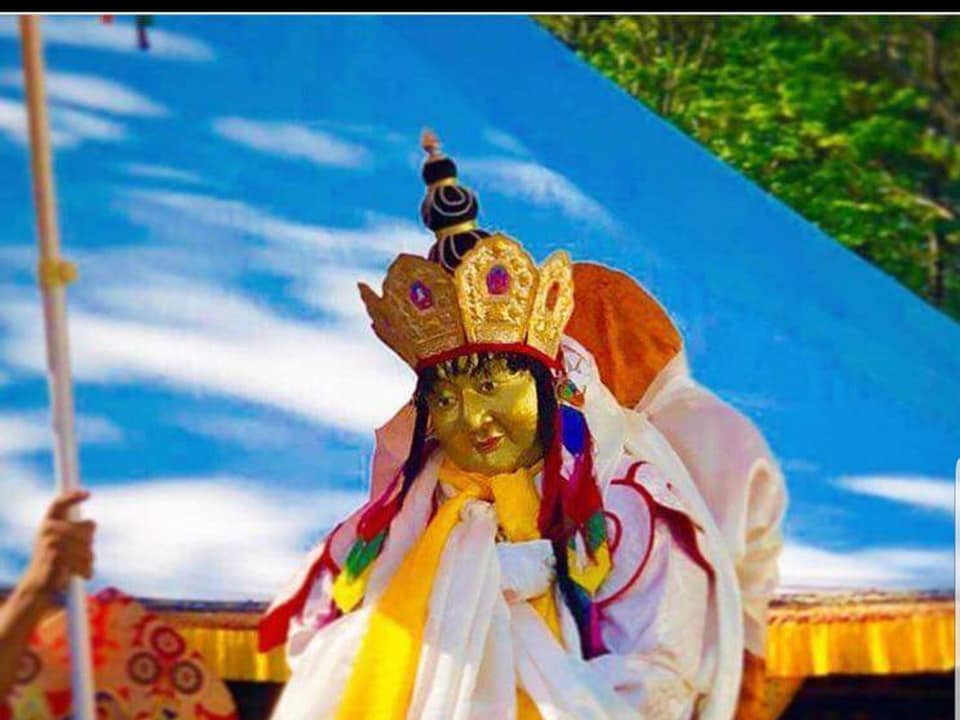 HHSDR Kudung on procession