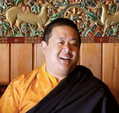 His Eminence Kathok Situ Rinpoche