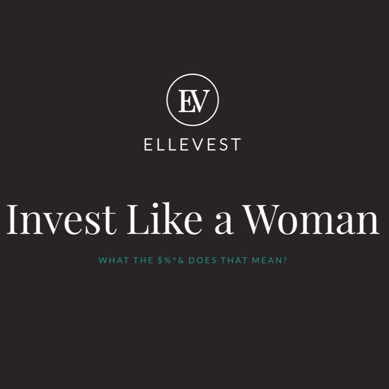 Where's your money, honey? - Ellevest CEO Sally Krawcheck spent years as a leader in the financial industry before finally getting so fed up with how much it didn't serve women that she created her own investment firm—totally dedicated to helping women learn about, grow and invest their money to create sustainable futures. All of my investments are with Ellevest and each week I read their blog to learn more about finances and investment. Start investing in your future now :)