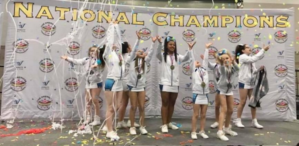 Riptide takes 1st place at American Championships, earning them an At-Large Bid to the 2018 D2 Summit!