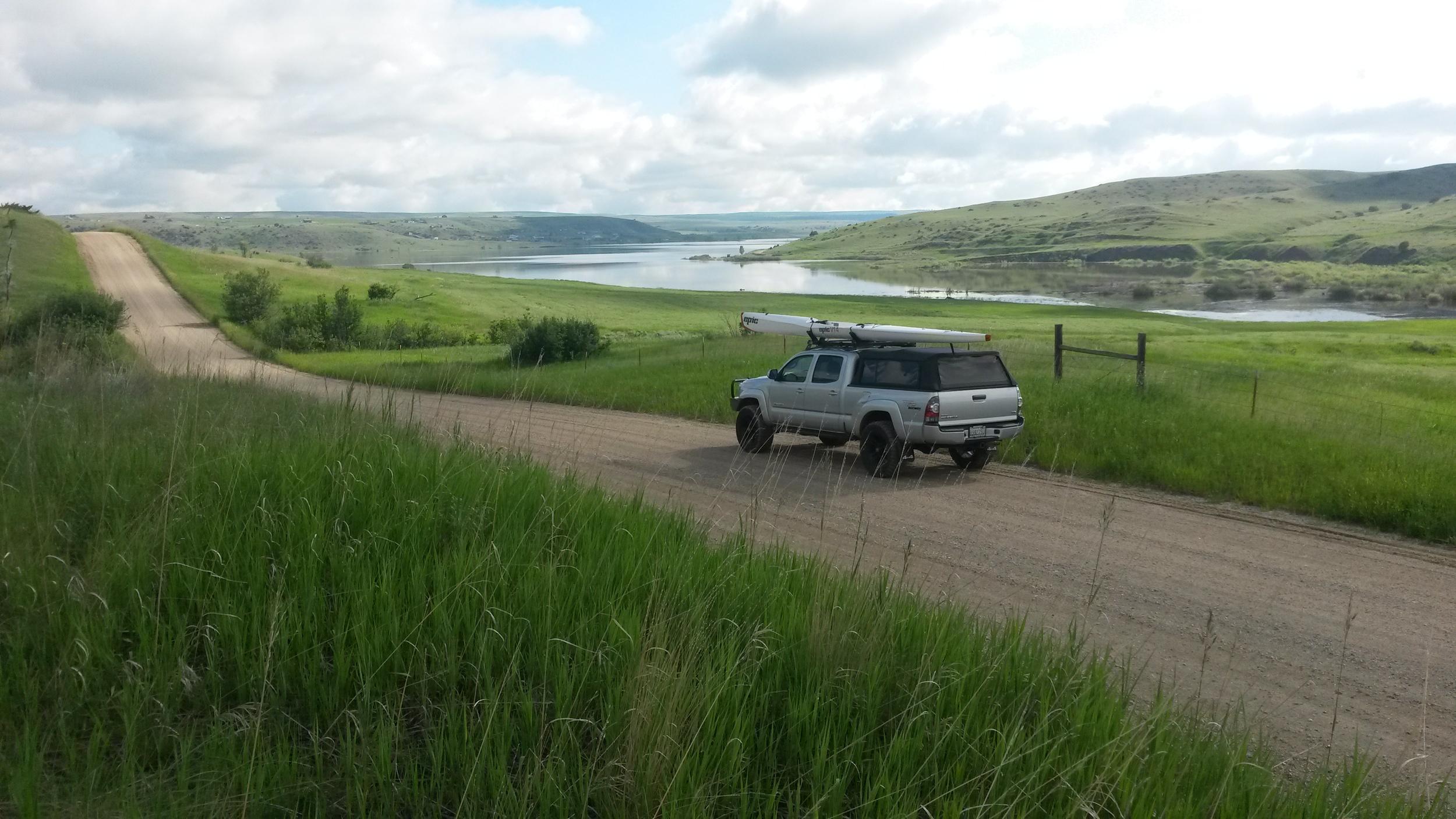 Cooney Reservoir