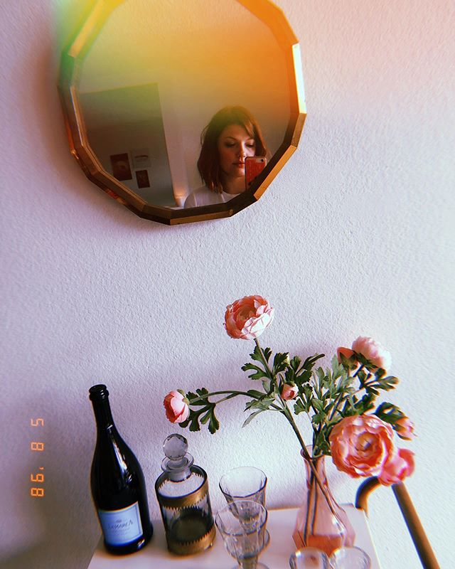 🌙🌸 new little home is coming together