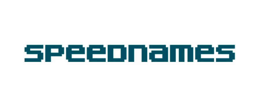 Speednames