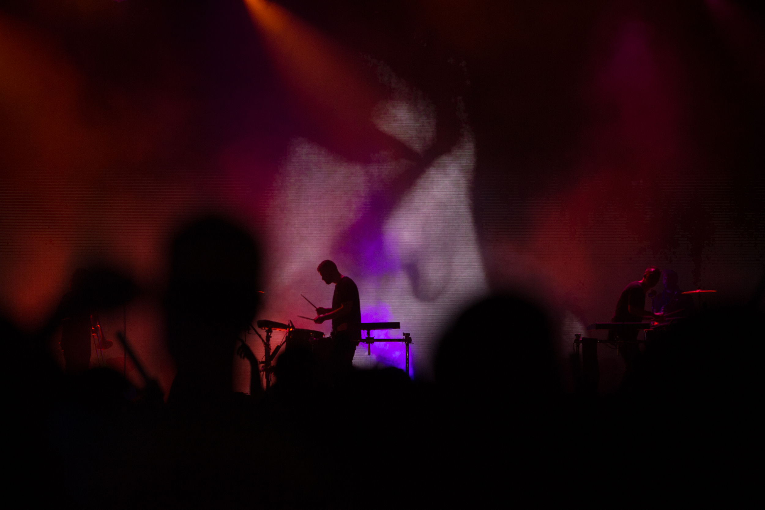 Odesza performs on Saturday.