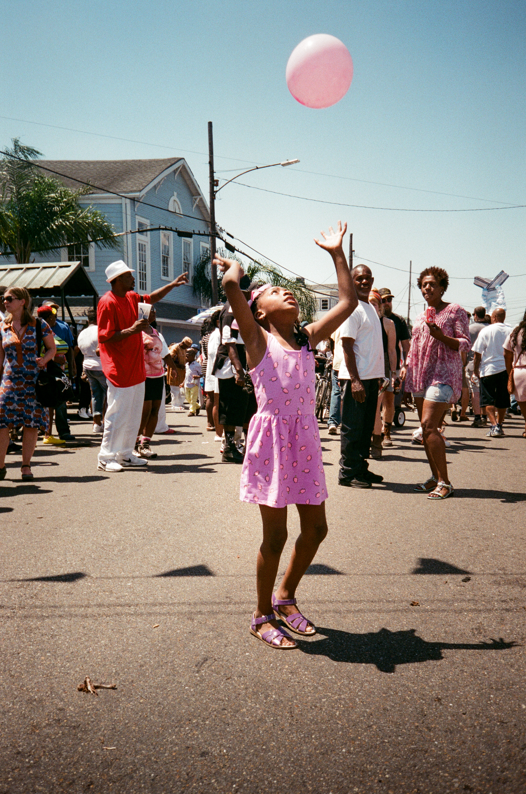 Youth, New Orleans