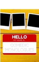 Monologues — Tara Meddaugh