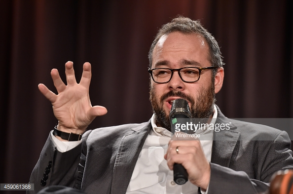 Matt speaks at the Film Independent Sloan Summit
