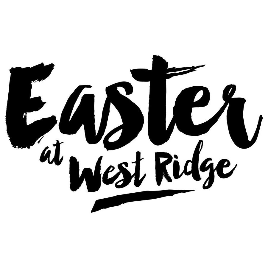 Easter At West Ridge Logo