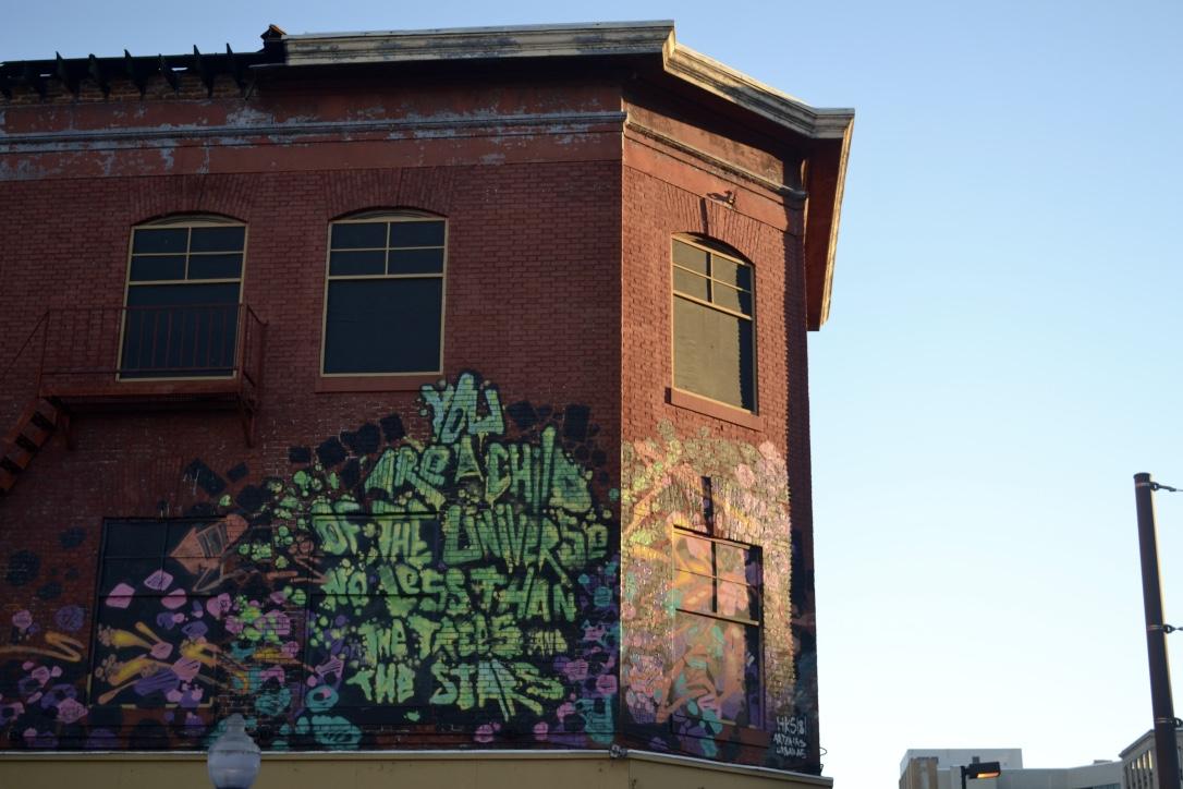 Mural on Howard St.