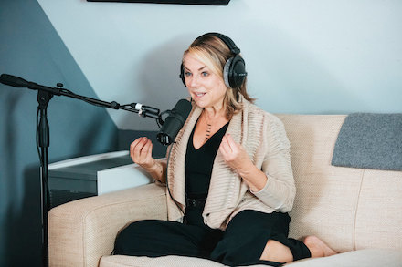 Esther Perel on the Armchair Expert with Dax Shepard.