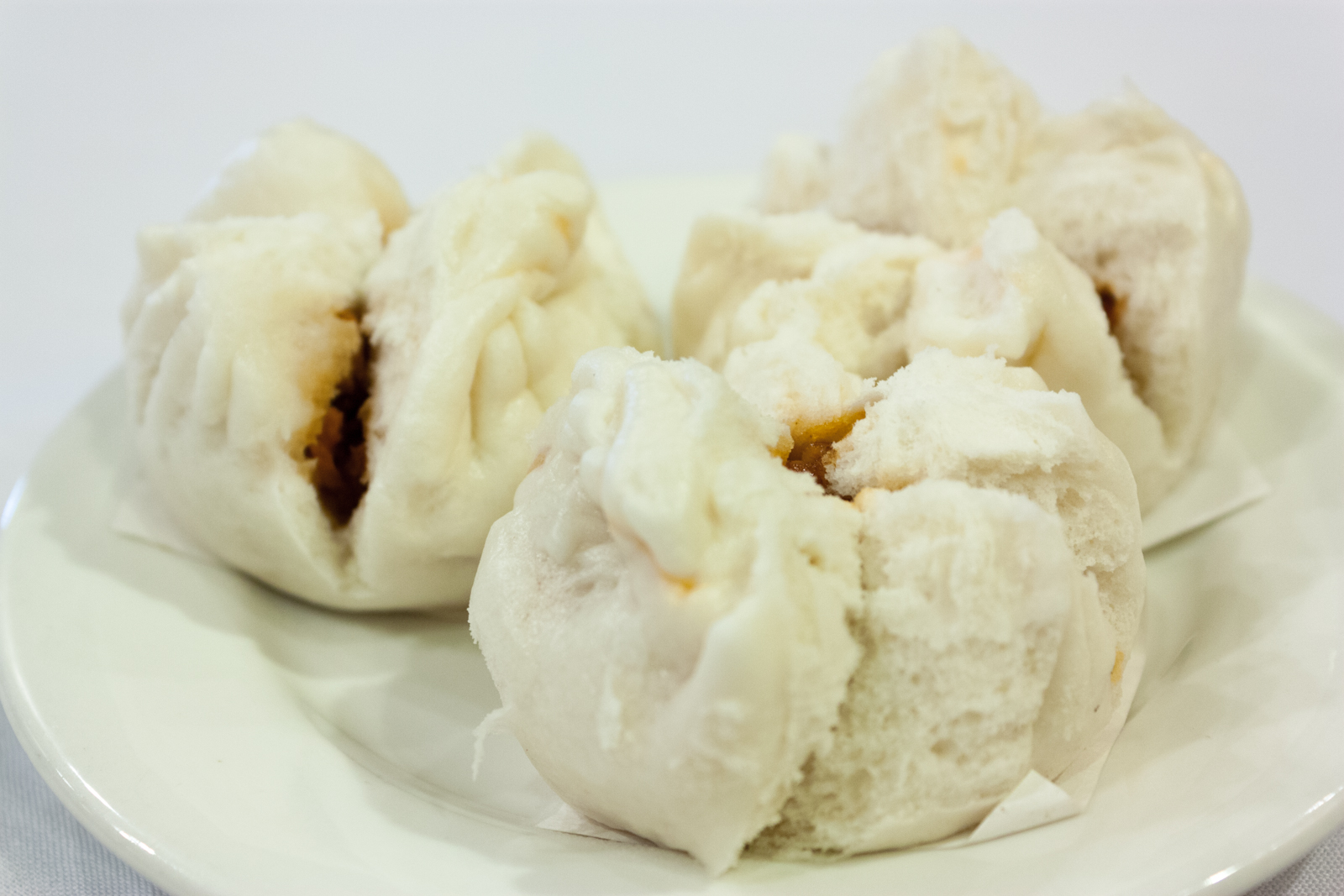 Steamed BBQ Pork Buns