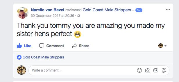 male strip club gold coast