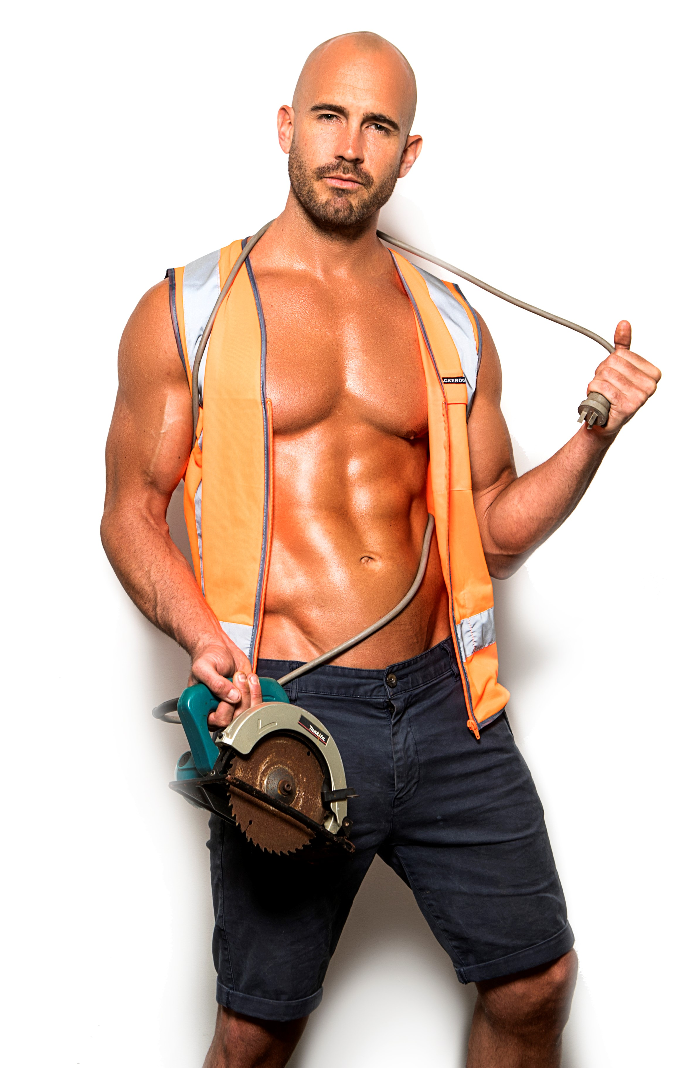 topless butler for hire, hens party, hens night, birthday party.