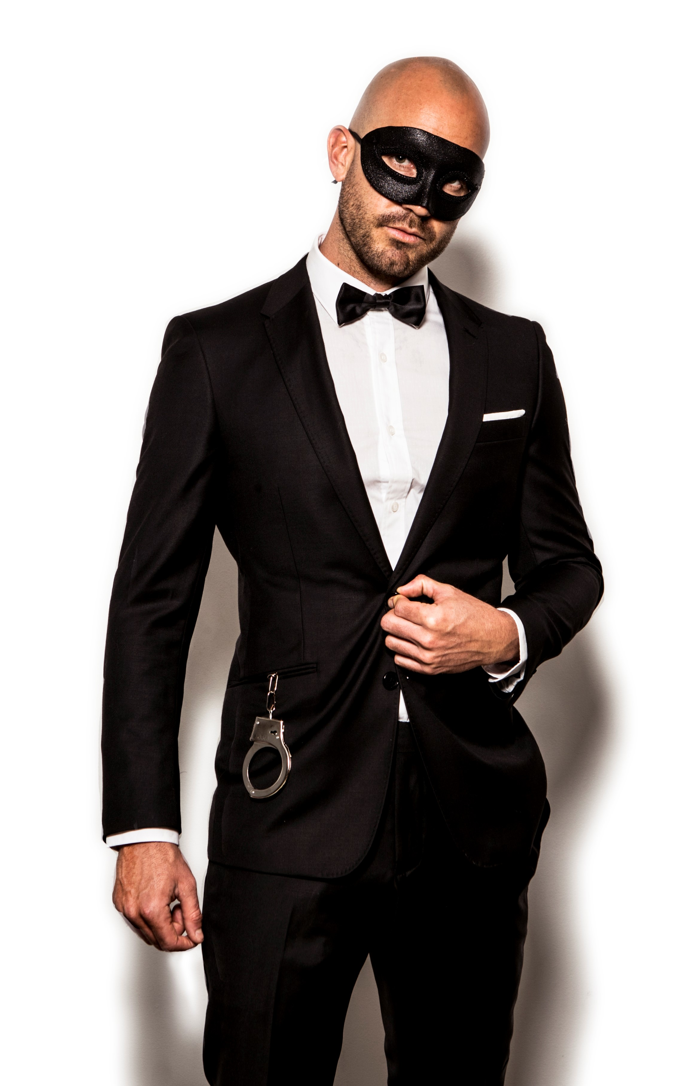 hire a fifty shades of grey sezy tall male stripper in Brisbane city and fortitude valley