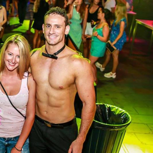 hot male bartender hire gold coast