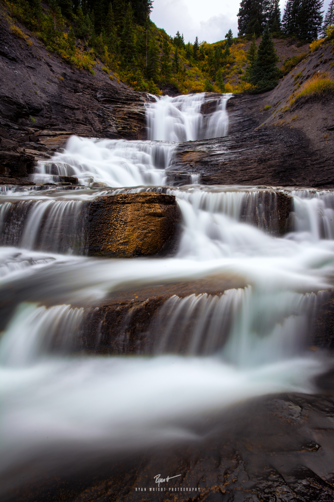 Stupid Falls - Crested Butte