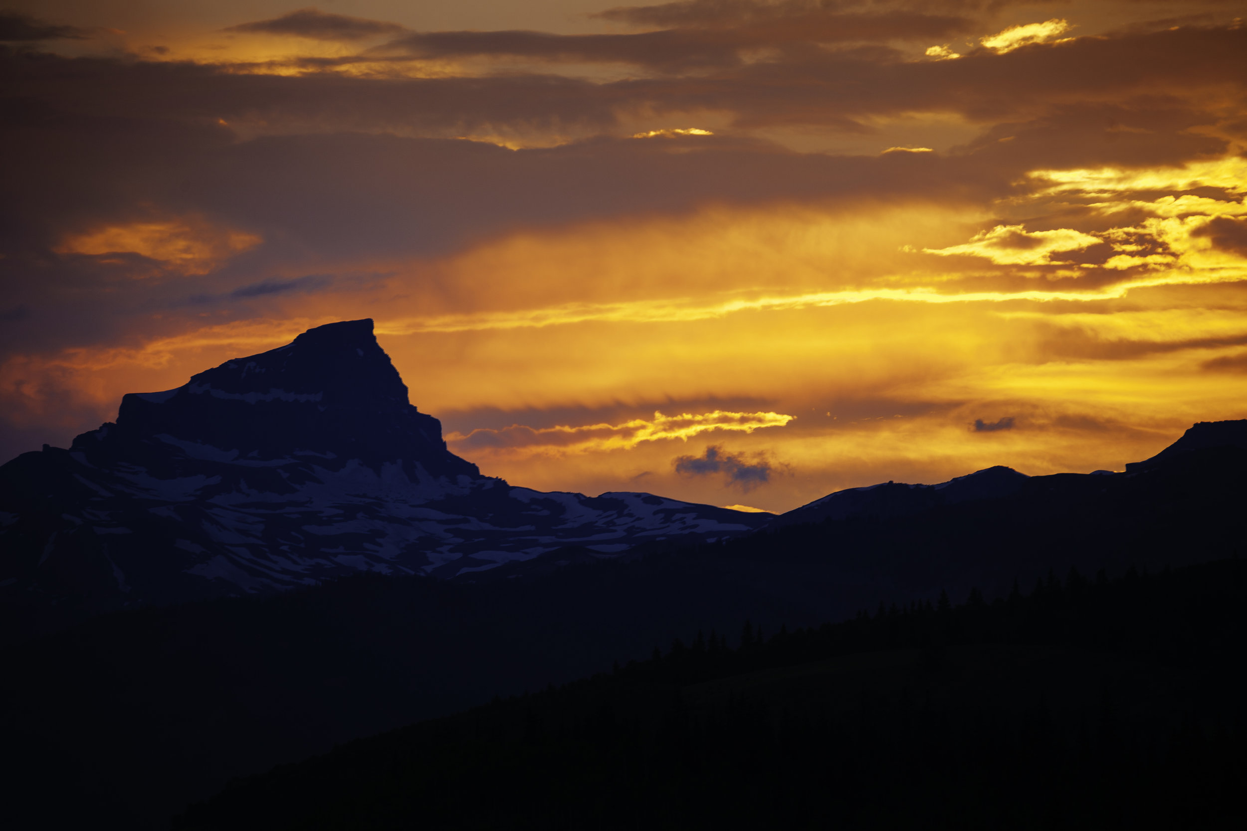 Uncompahgre Peak is the sixth-highest peak in Colorado, standing 14,321 ft. above sea level.