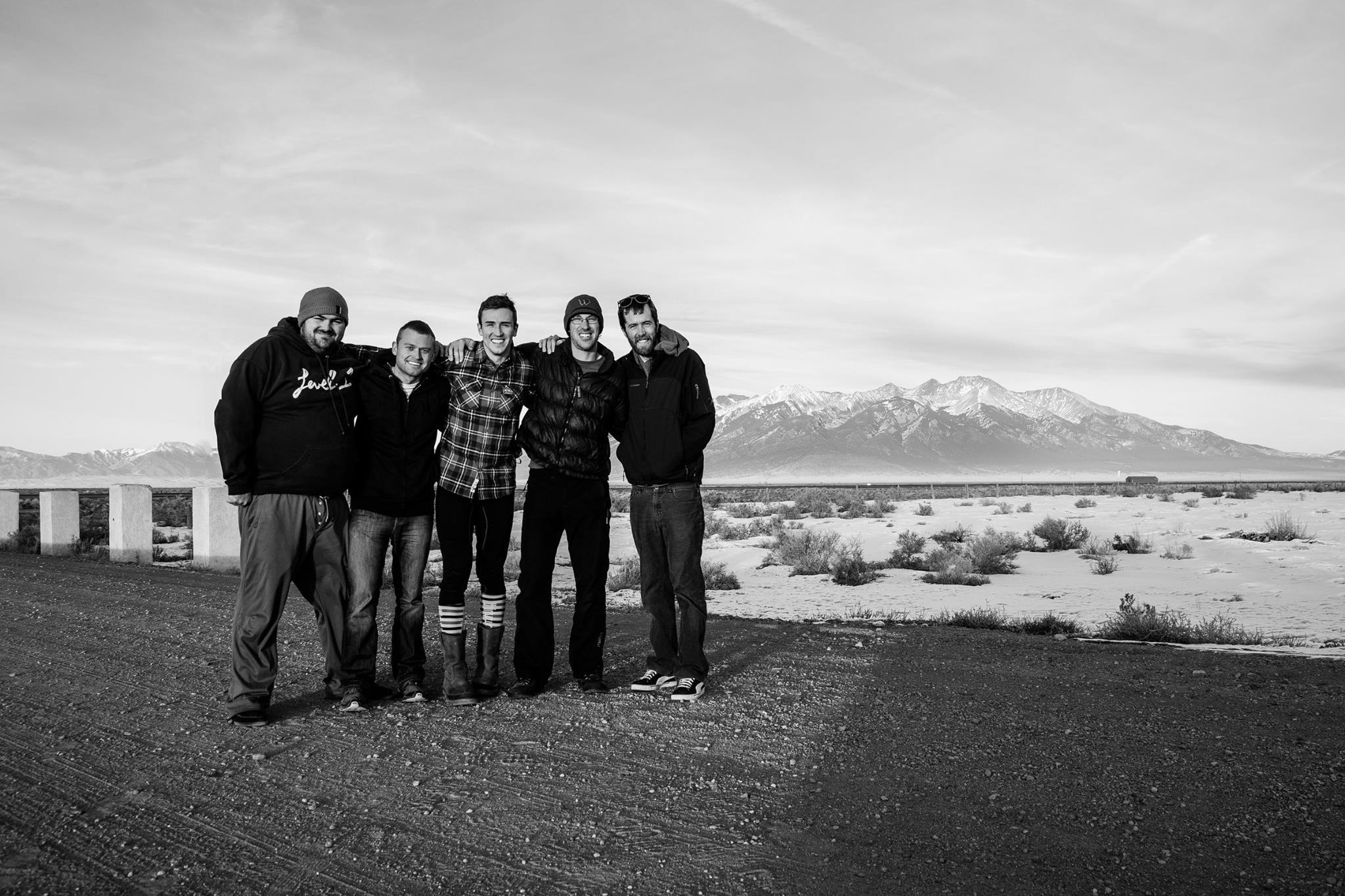 The boys of 421 N. Colorado