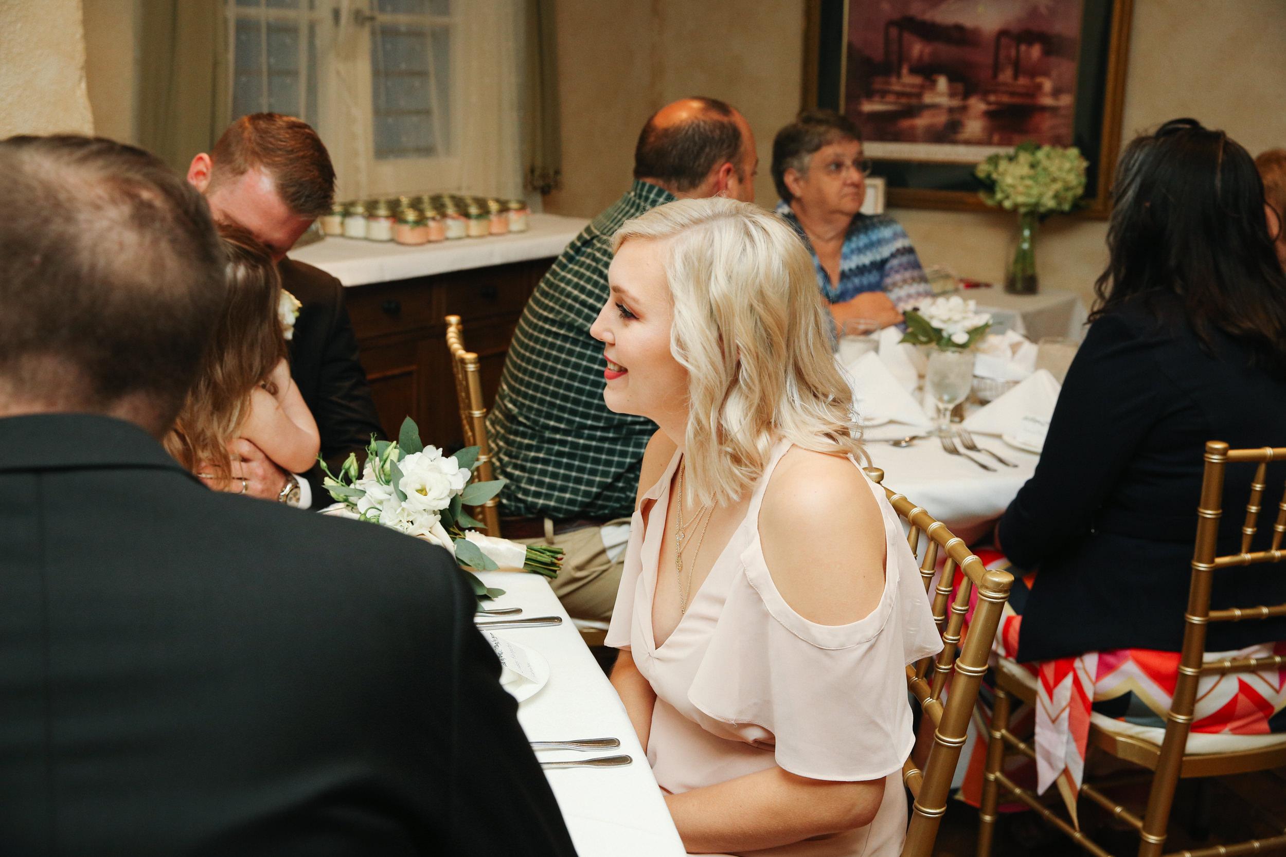 White Castle, LA | Nottoway Plantation Restaurant Wedding