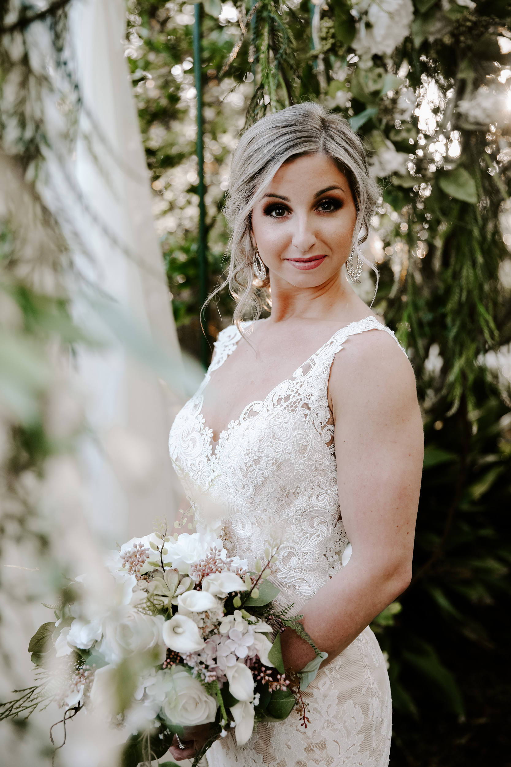 Secret Garden | Lake Charles Wedding Photographers