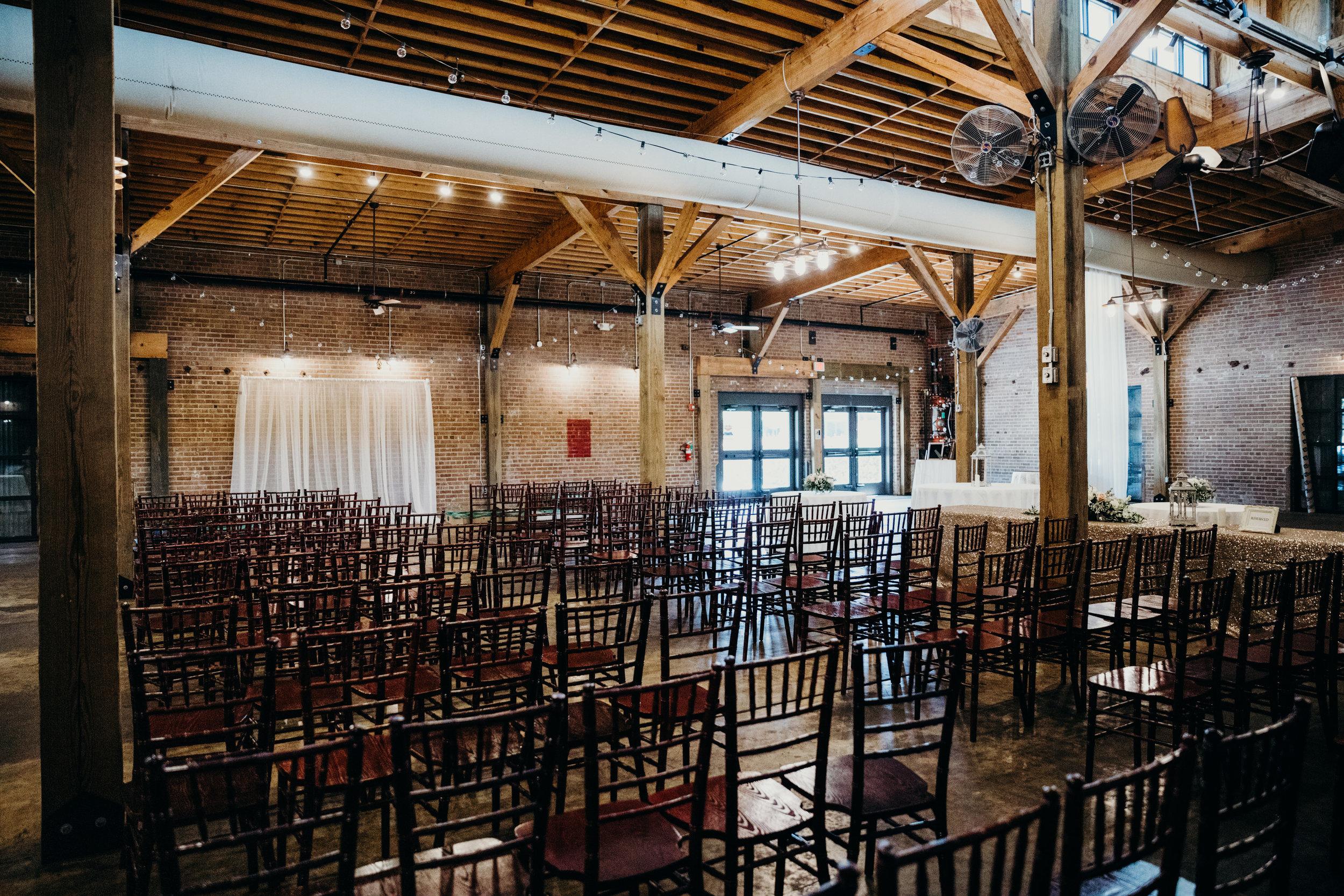 Historic Cash & Carry Wedding
