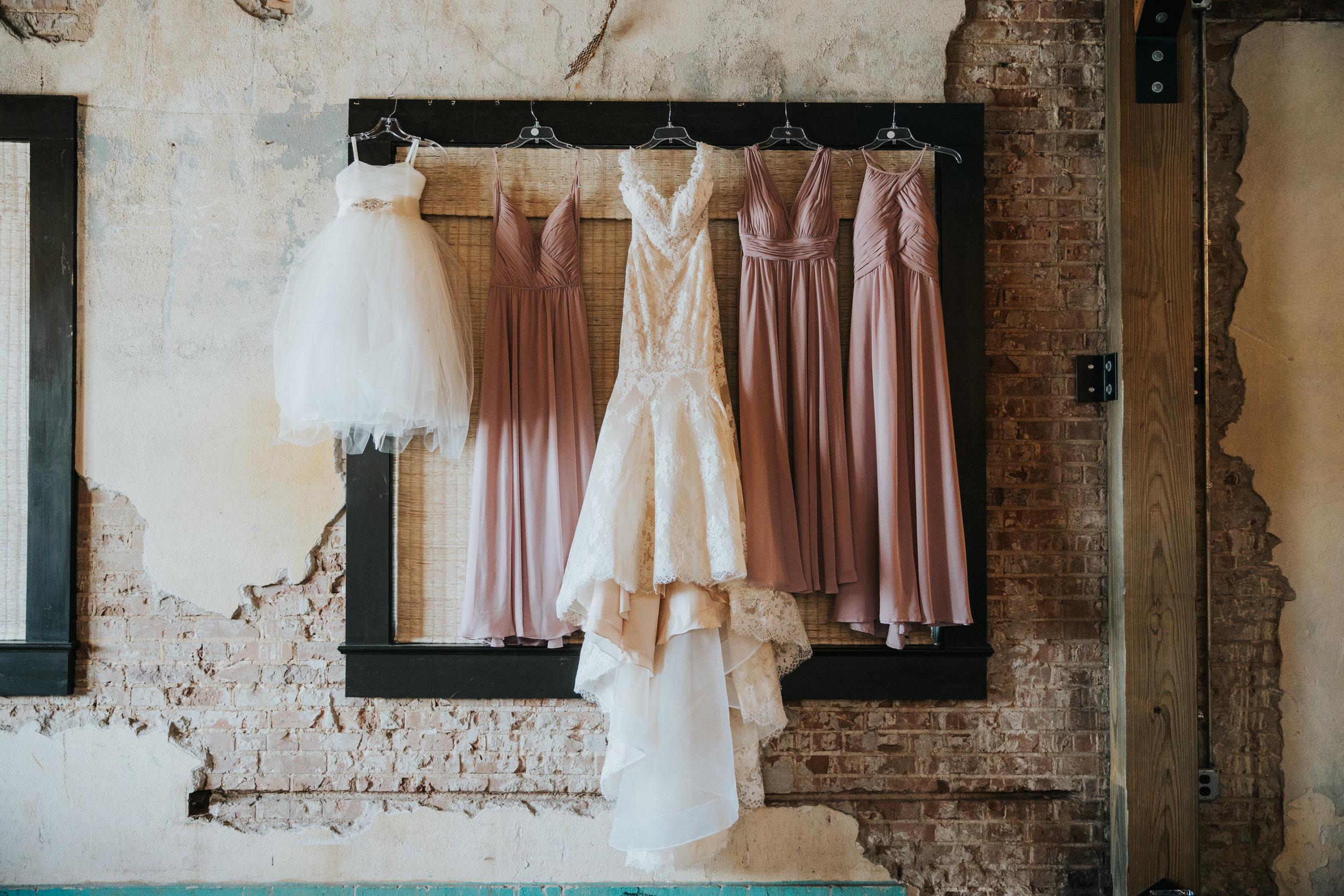 Historic Cash & Carry Wedding | Mamselle