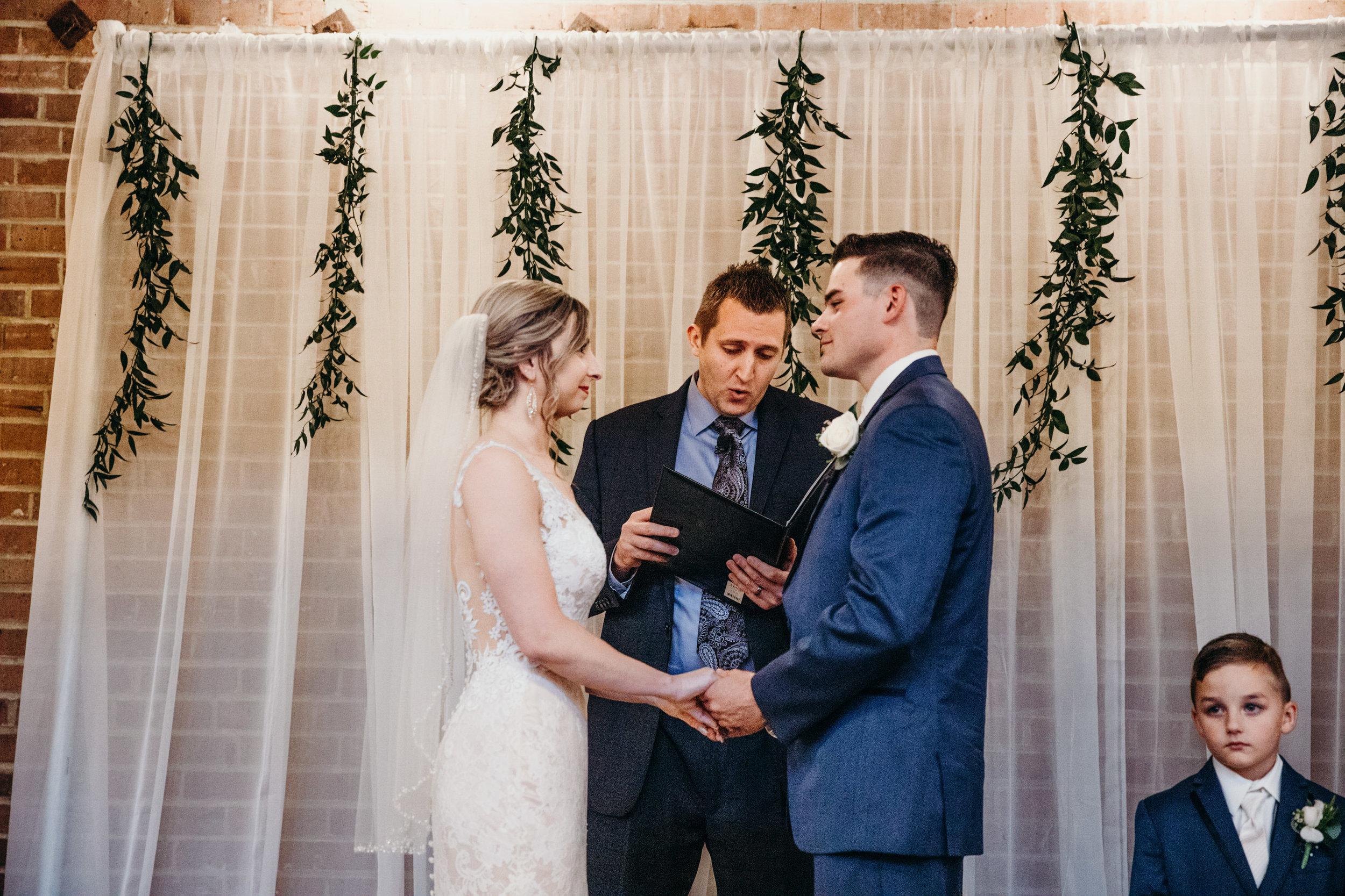 Cash & Carry Farmers' Market | Wedding