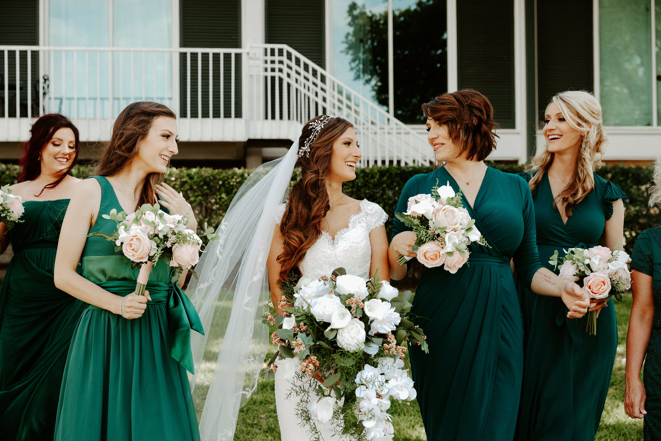 L Bridal Couture | Lake Charles | Baton Rouge | Country Club Wedding