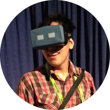"""""""Seriously, this VR is AWESOME!!"""""""