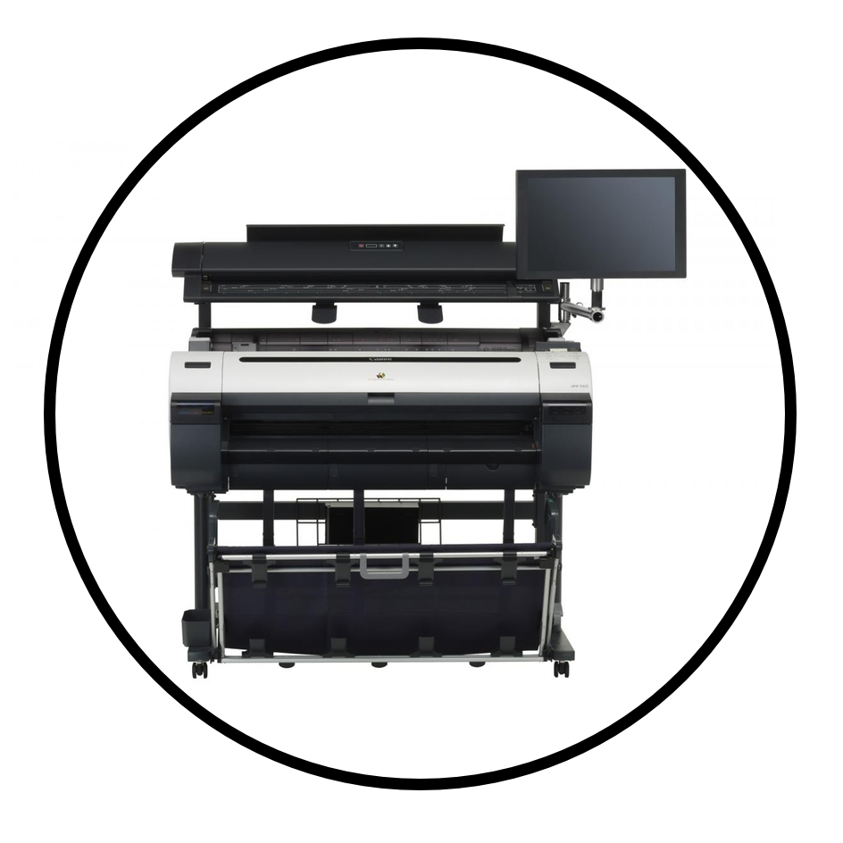 Wide Format Printer Sales, Service & Repairs.