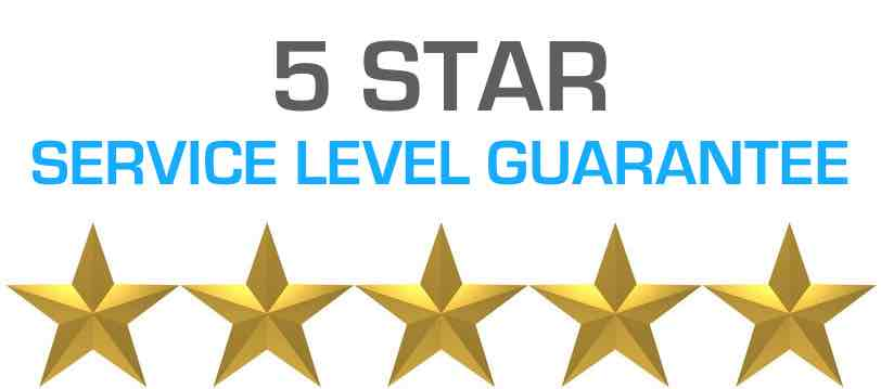 5 STAR PRINTER REPAIR & SERVICE GUARANTEE