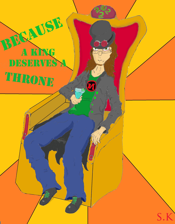SK Deserves a Throne