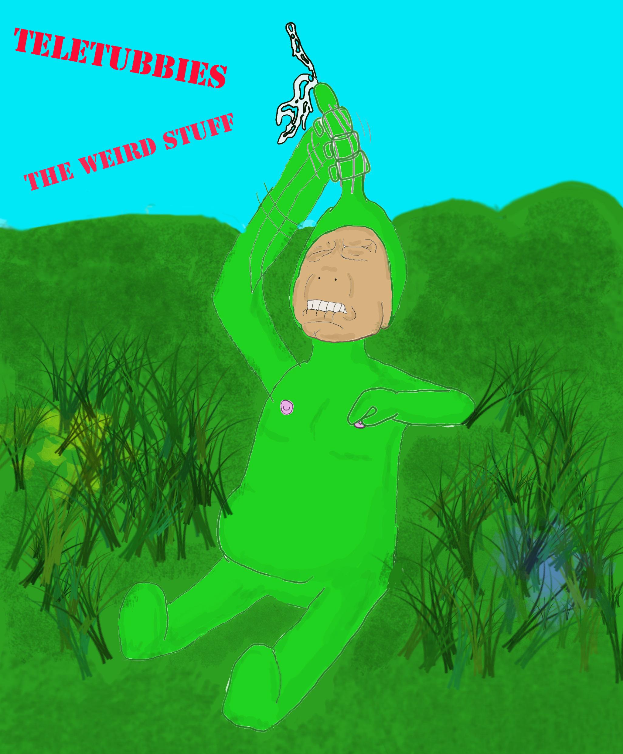 title: Teletubbies- the weird stuff #2