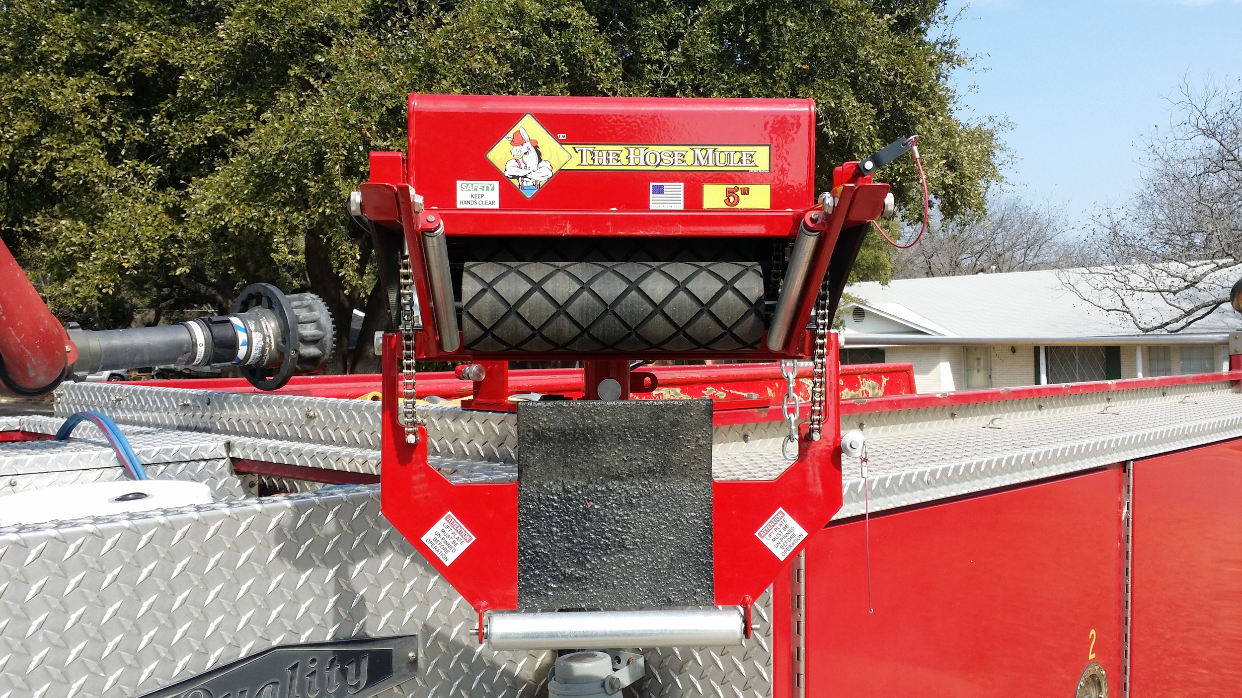 The Hose Mule Close Up Fire Truck Mounted.jpg