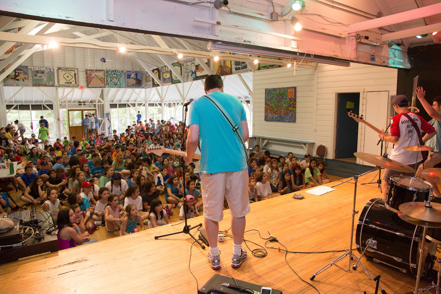 Workshops & Concerts    learn more