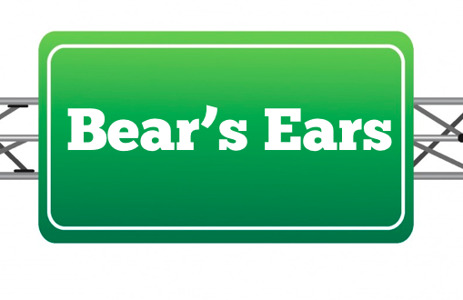Bear's Ears Road Sign.png
