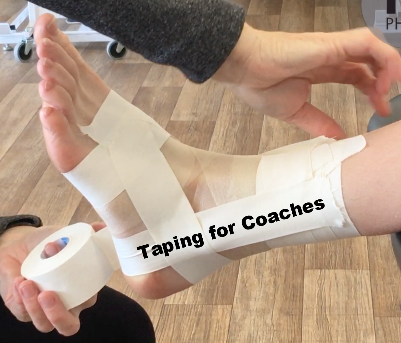 Taping for Coaches
