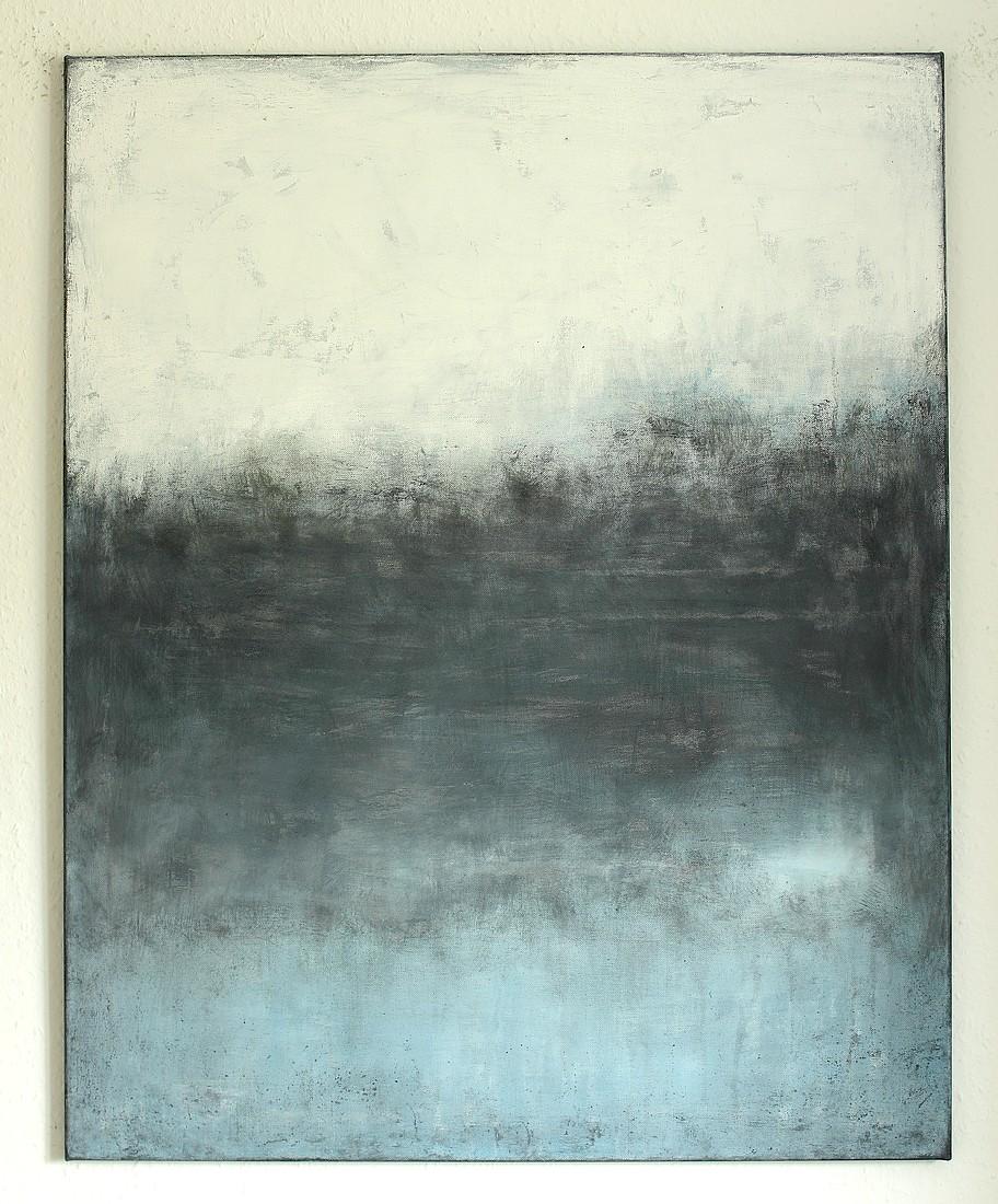 Bild 1333 White Blue, 2014